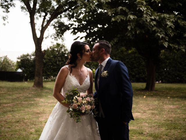 Il matrimonio di Nico e Giada a Lusia, Rovigo 10