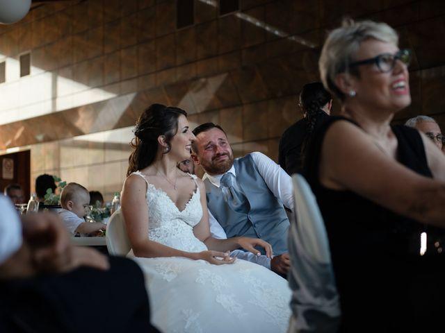 Il matrimonio di Nico e Giada a Lusia, Rovigo 12