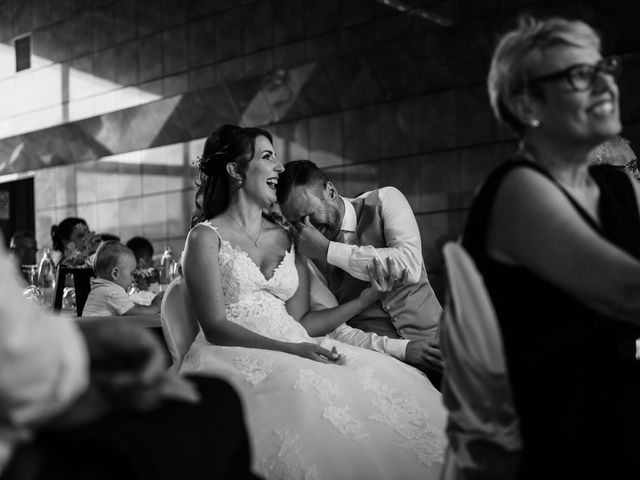 Il matrimonio di Nico e Giada a Lusia, Rovigo 13