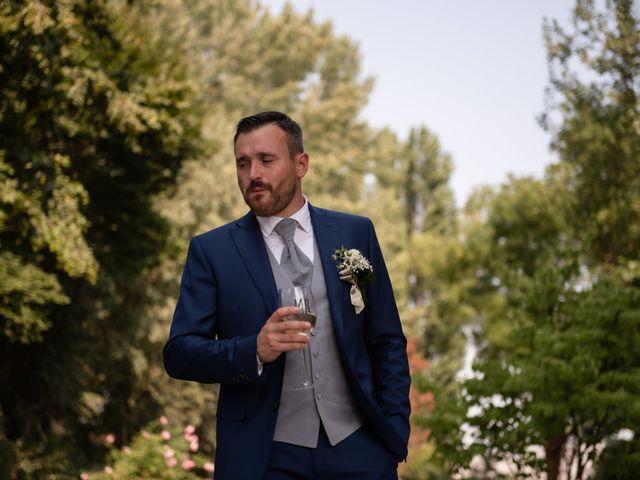 Il matrimonio di Nico e Giada a Lusia, Rovigo 15