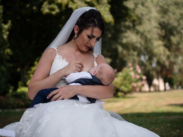Il matrimonio di Nico e Giada a Lusia, Rovigo 16