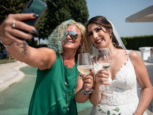 Il matrimonio di Nico e Giada a Lusia, Rovigo 17