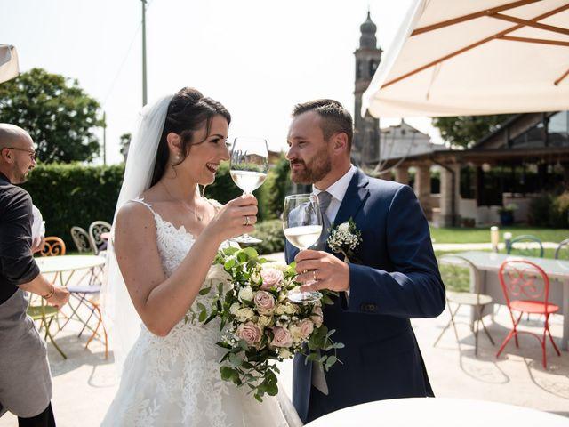 Il matrimonio di Nico e Giada a Lusia, Rovigo 18