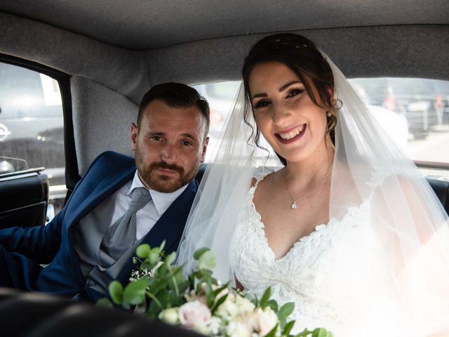Il matrimonio di Nico e Giada a Lusia, Rovigo 21