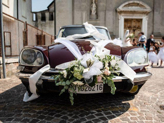 Il matrimonio di Nico e Giada a Lusia, Rovigo 22