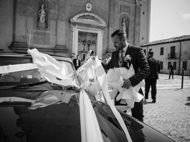 Il matrimonio di Nico e Giada a Lusia, Rovigo 23