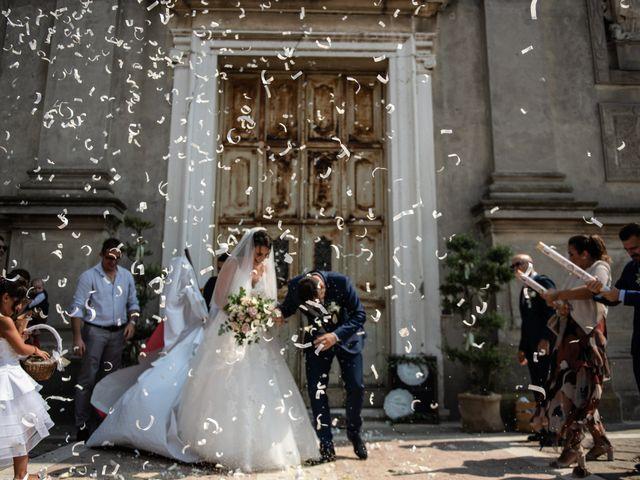 Il matrimonio di Nico e Giada a Lusia, Rovigo 24