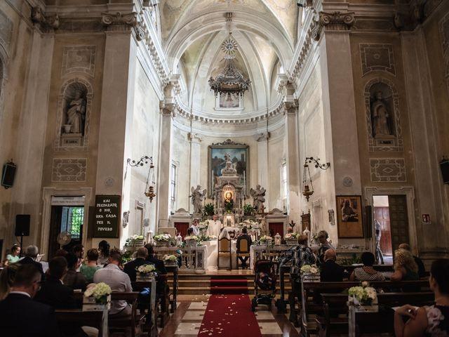 Il matrimonio di Nico e Giada a Lusia, Rovigo 25