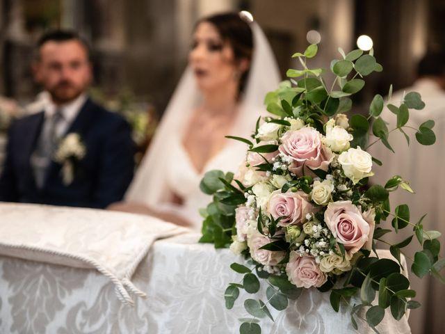Il matrimonio di Nico e Giada a Lusia, Rovigo 26