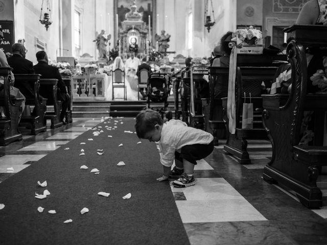 Il matrimonio di Nico e Giada a Lusia, Rovigo 28