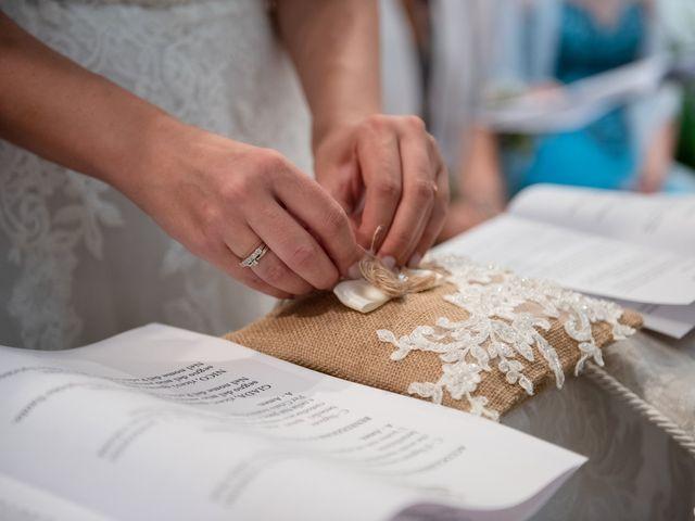 Il matrimonio di Nico e Giada a Lusia, Rovigo 30