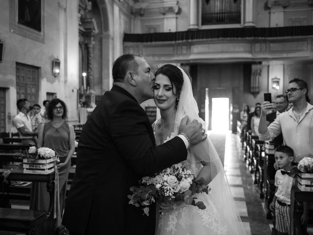 Il matrimonio di Nico e Giada a Lusia, Rovigo 32
