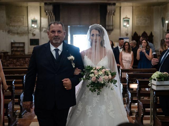 Il matrimonio di Nico e Giada a Lusia, Rovigo 33
