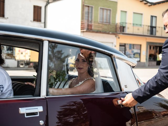 Il matrimonio di Nico e Giada a Lusia, Rovigo 35