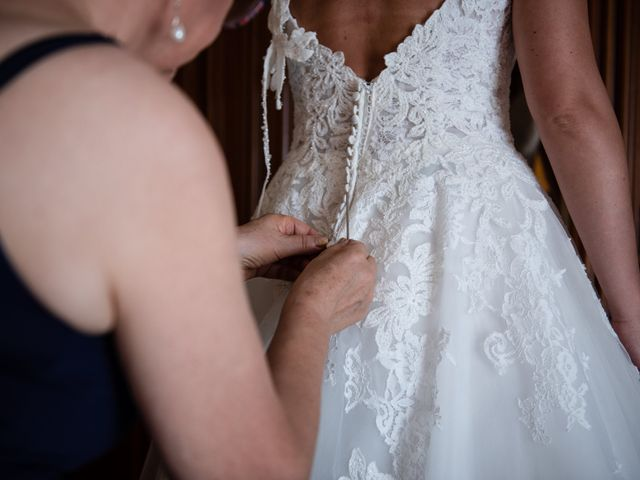 Il matrimonio di Nico e Giada a Lusia, Rovigo 36