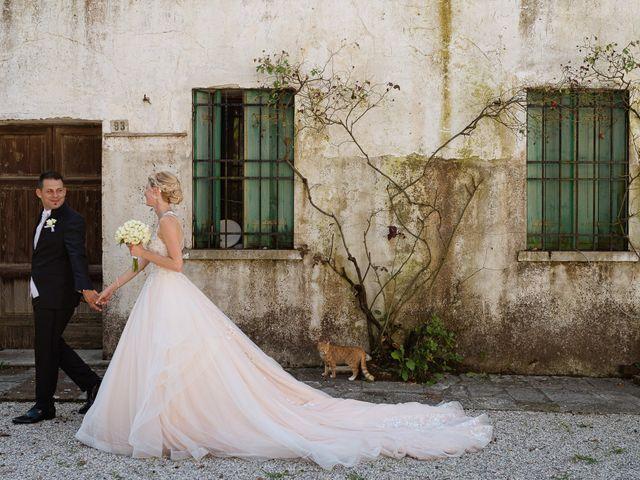 Il matrimonio di Marco e Elena a Portogruaro, Venezia 36