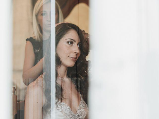 Il matrimonio di Fabio e Annaluce a Collecorvino, Pescara 1
