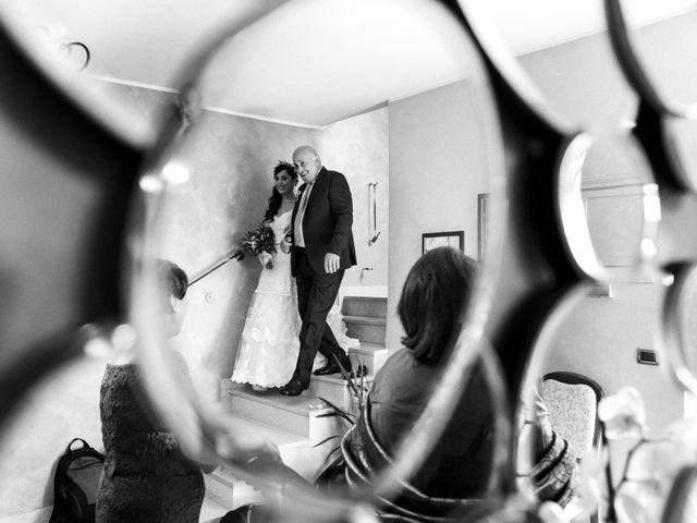 Il matrimonio di Fabio e Annaluce a Collecorvino, Pescara 17