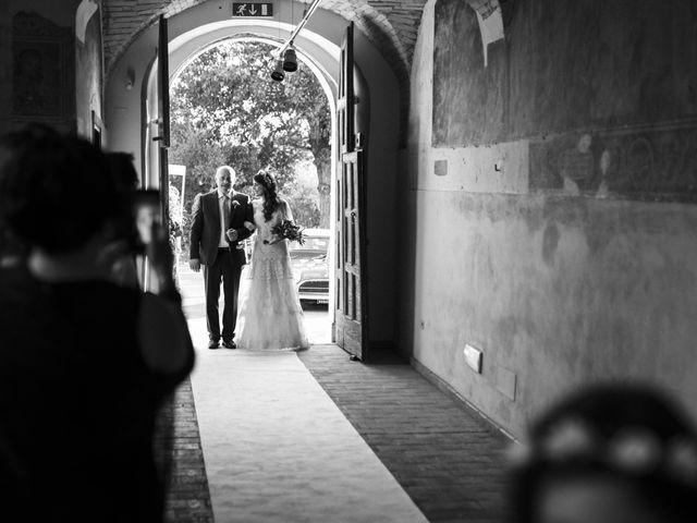 Il matrimonio di Fabio e Annaluce a Collecorvino, Pescara 21