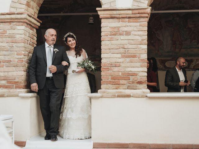 Il matrimonio di Fabio e Annaluce a Collecorvino, Pescara 23