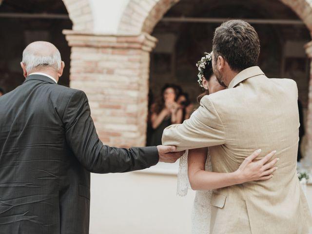 Il matrimonio di Fabio e Annaluce a Collecorvino, Pescara 24