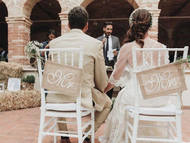 Il matrimonio di Fabio e Annaluce a Collecorvino, Pescara 25