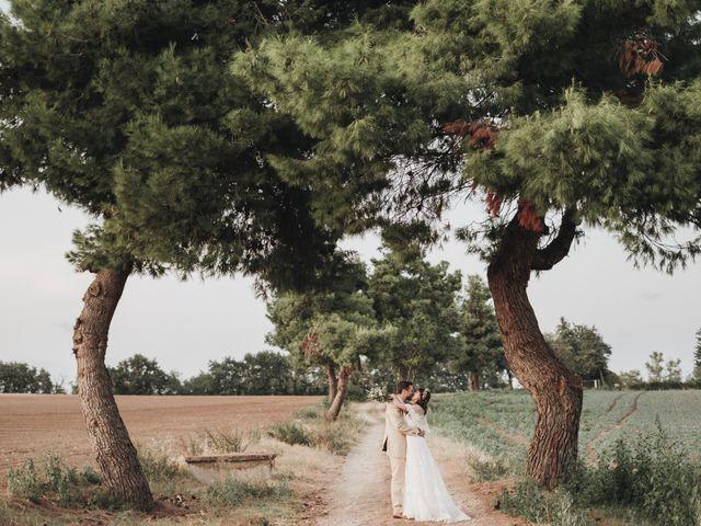 Il matrimonio di Fabio e Annaluce a Collecorvino, Pescara 34