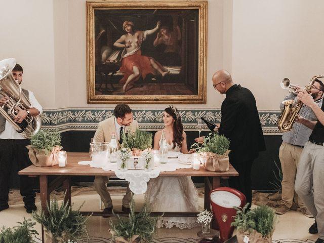 Il matrimonio di Fabio e Annaluce a Collecorvino, Pescara 44