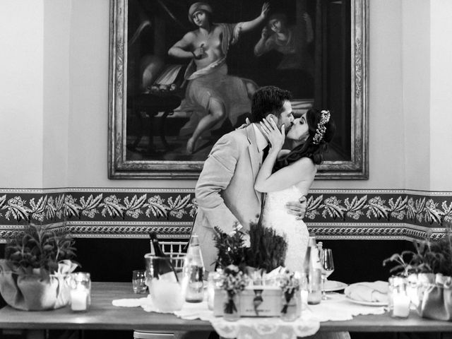 Il matrimonio di Fabio e Annaluce a Collecorvino, Pescara 45