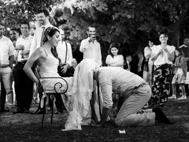 Il matrimonio di Fabio e Annaluce a Collecorvino, Pescara 59