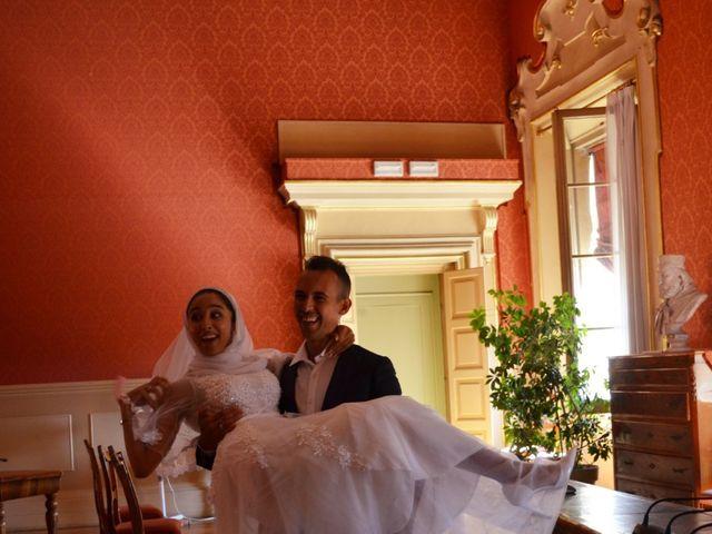 Il matrimonio di Mehdi e Meryem a Buguggiate, Varese 1