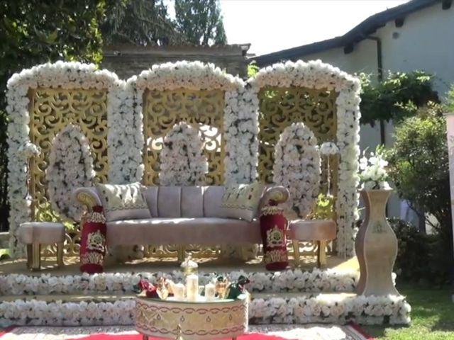 Il matrimonio di Mehdi e Meryem a Buguggiate, Varese 8