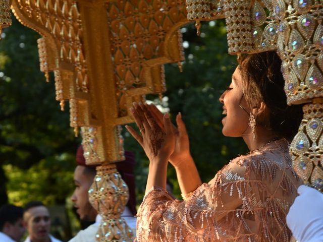 Il matrimonio di Mehdi e Meryem a Buguggiate, Varese 10