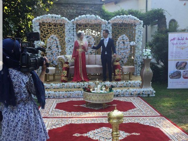 Il matrimonio di Mehdi e Meryem a Buguggiate, Varese 11