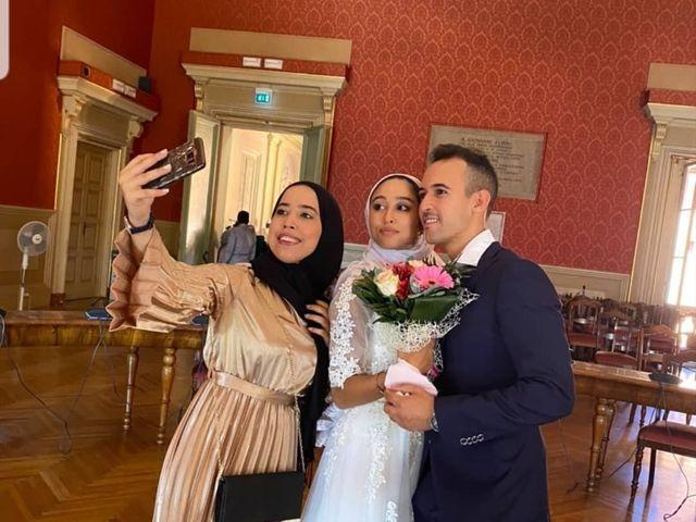 Il matrimonio di Mehdi e Meryem a Buguggiate, Varese 14