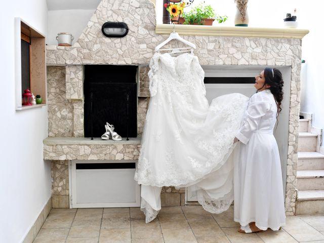 Il matrimonio di Antonio e Maria a Latiano, Brindisi 8