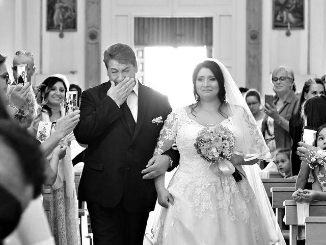Il matrimonio di Antonio e Maria a Latiano, Brindisi 11