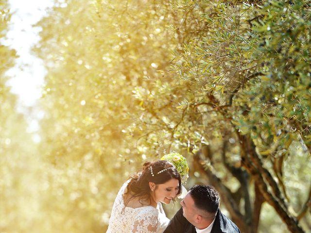 Il matrimonio di Antonio e Maria a Latiano, Brindisi 1