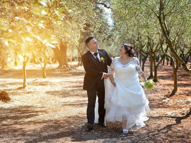 Il matrimonio di Antonio e Maria a Latiano, Brindisi 15