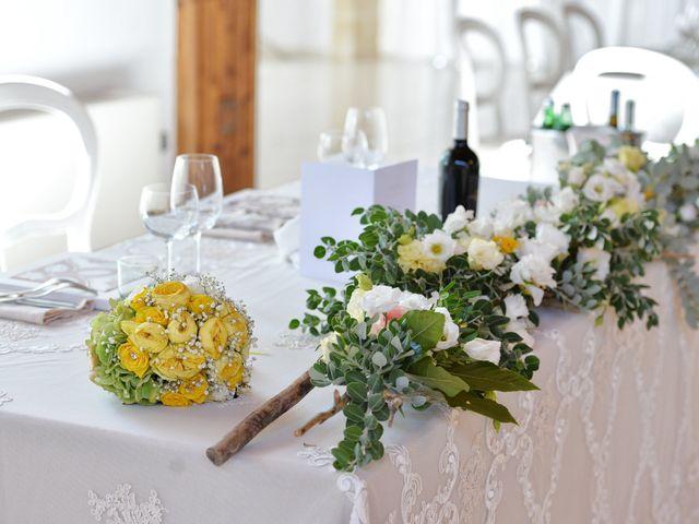 Il matrimonio di Antonio e Maria a Latiano, Brindisi 16
