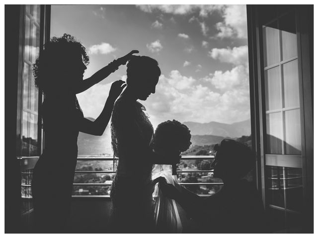 Il matrimonio di Antonio e Alessandra a Guardia Sanframondi, Benevento 7