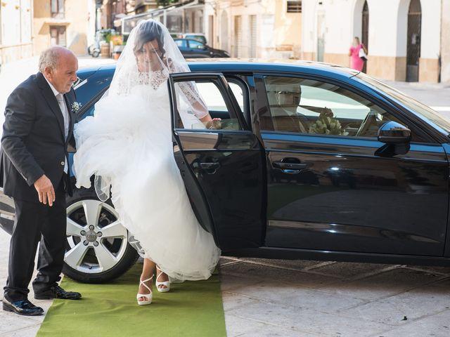 Il matrimonio di Paolo e Giusy a Marsala, Trapani 20
