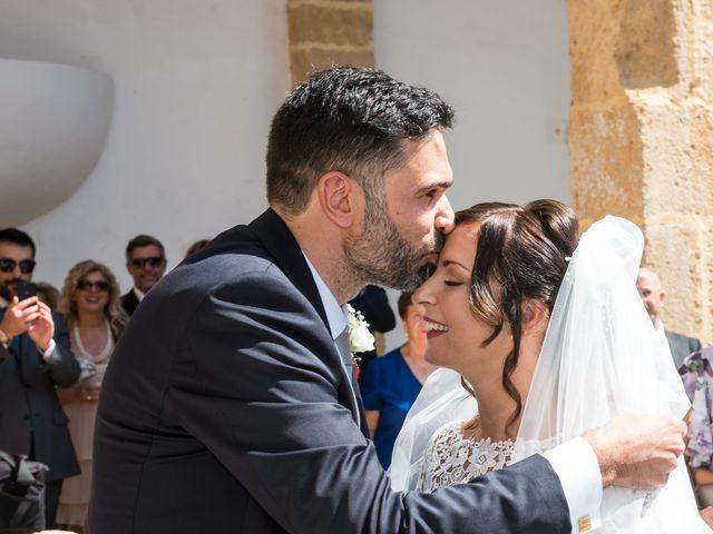 Il matrimonio di Paolo e Giusy a Marsala, Trapani 22