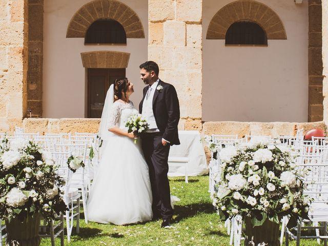 Il matrimonio di Paolo e Giusy a Marsala, Trapani 30