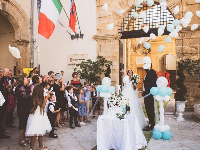 Il matrimonio di Paolo e Giusy a Marsala, Trapani 31
