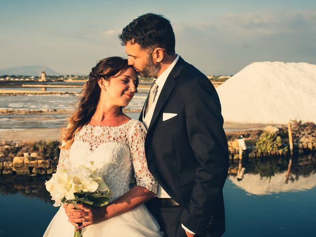 Il matrimonio di Paolo e Giusy a Marsala, Trapani 35