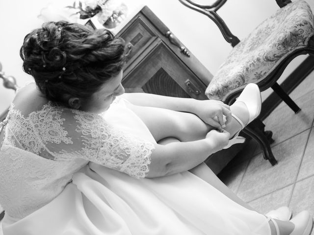 Il matrimonio di Laura e Vincenzo a Quarrata, Pistoia 11