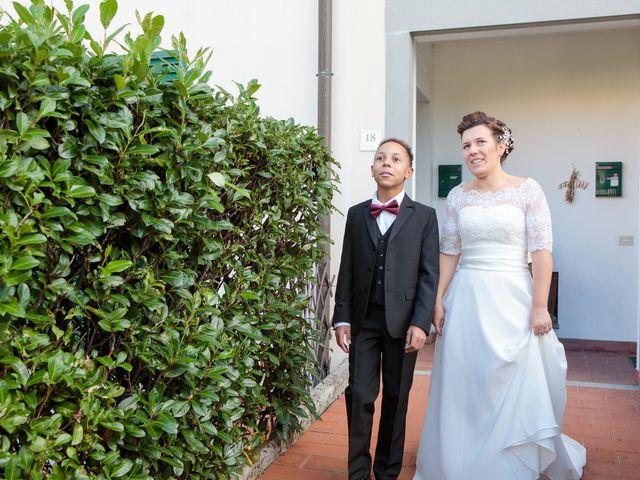 Il matrimonio di Laura e Vincenzo a Quarrata, Pistoia 14