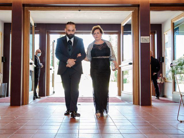 Il matrimonio di Laura e Vincenzo a Quarrata, Pistoia 16