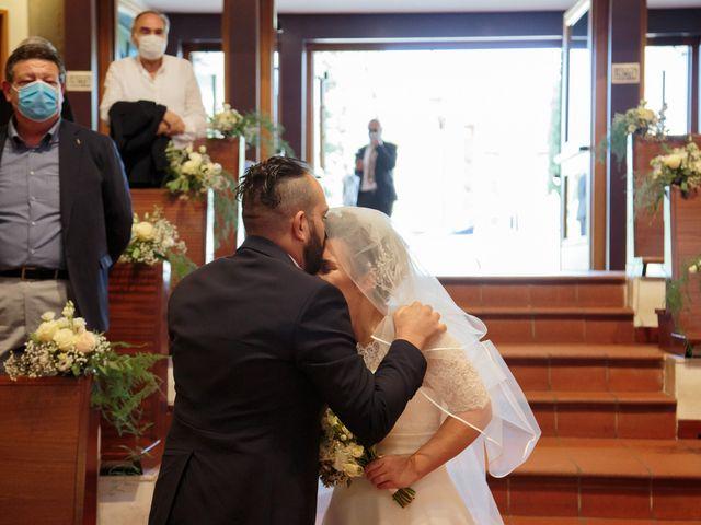 Il matrimonio di Laura e Vincenzo a Quarrata, Pistoia 19